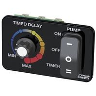MP-104 PRO TIMER  PLUS ADJUSTABLE LIVEWELL TIMER WITH SWITCH