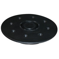 FLOOR BASE FOR MARINE TABLES-Flush Mount Base