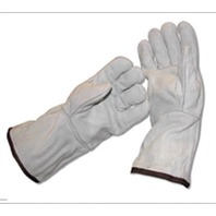 DR. SHRINK STORAGE WRAP TOOLS-Pair of Leather Safety Gloves