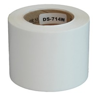 "PRESERVATION TAPE-4"" x 108' Preservation Tape, White"