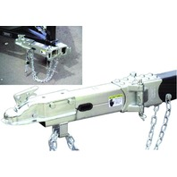 FOLD-AWAY  HINGE KIT-Hinge Kit for 3X4 Tongue, 6,000 lbs., Class III