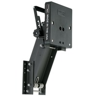 ALUMINUM AUXILIARY MOTOR BRACKET FOR 4-STROKE OUTBOARD MOTORS
