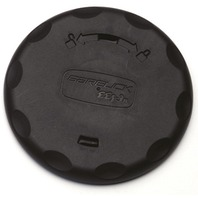 """COVER PLATE FOR QUICK RELEASE TABLE BASE-6.25"""" Quick Release Base Cover Plate, Black"""