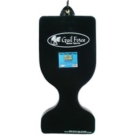 Gail Force Extra Thick Saddle Float, Black