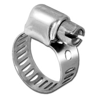 """T-H MARINE STAINLESS STEEL HOSE CLAMPS-7/16"""" - 25/32"""" (While Qtys Last)"""