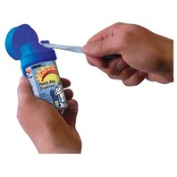 KNOT-A BAG  PORTABLE PLASTIC BAG DISPENSER-Knot-A-Bag  Dispenser w/2 Refill Rolls  (While Qtys Last)