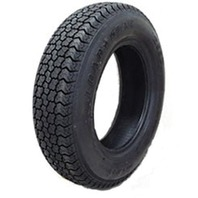 BOAT TRAILER BIAS TIRE-ST205/75 D14; Load Range C; 1760# @50PSI