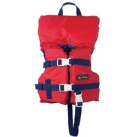 ONYX NYLON GENERAL PURPOSE VEST-Infant Under 30 lbs, Red/Navy