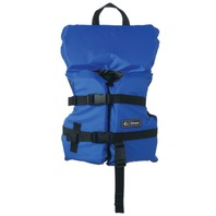 ONYX NYLON GENERAL PURPOSE VEST-Infant Under 30 lbs, Blue/Black