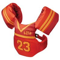 LITTLE DIPPERS CHILD LIFE JACKET-Child 30-50 lbs, Sports Hero