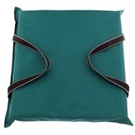 THROW CUSHIONS, FOAM FILLED-Green Cushion, Cloth