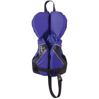 FULL THROTTLE INFANT, CHILD NYLON WATER SPORTS VEST-Infant Up to 30 lbs, Blue