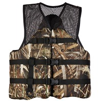 "ONYX MESH CLASSIC SPORT VEST-X-Large 44-48"", RealTree Max-5 Camo"
