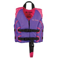 ALL-ADVENTURE YOUTH AND CHILD VEST-Child 30-50 lbs, Purple/Pink