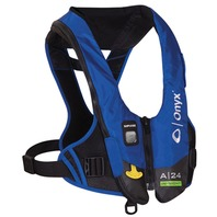 IMPULSE A-24 IN-SIGHT AUTOMATIC INFLATABLE LIFE JACKET-Auto Inflatable Vest Blue
