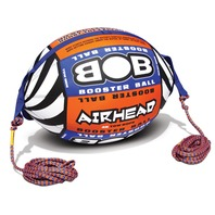 AIRHEAD  BOB - 4 RIDER-4K Airhead Bob Tow Rope with Float, 60'