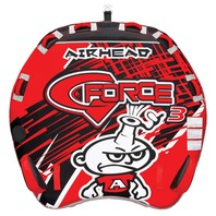 """AIRHEAD G-FORCE TOWABLE-G-Force Tube, 3-Rider, 72"""" x 62"""""""