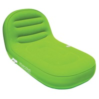 "AIRHEAD SUN COMFORT COOL SUEDE CHAISE LOUNGE-90"" x 36"", Lime"
