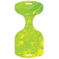 AIRHEAD SUN COMFORT SADDLE-Sun Comfort Saddle, Lime Swirl