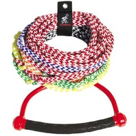 AHSR-8 AIRHEAD  8-SECTION TOURNAMENT SKI ROPE, 75'