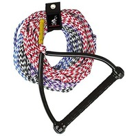 AIRHEAD  4-SECTION PERFORMANCE SKI ROPE-4-Section Tournament Rope, 75'