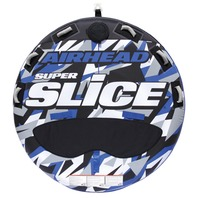 AIRHEAD SLICE DECK TUBE-Super Slice Towable, 3-Rider, 70""