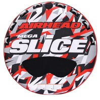 AIRHEAD SLICE DECK TUBE-Mega Slice, 4-Rider Towable, 100""