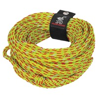 AIRHEAD SAFETY REFLECTIVE TUBE TOW ROPE, 2-RIDER-2-Rider Tow Rope