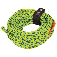 AIRHEAD SAFETY REFLECTIVE TUBE TOW ROPE, 4-RIDER-4 Rider Tow Rope