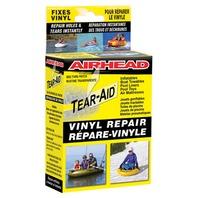 AIRHEAD TEAR-AID FABRIC AND VINYL REPAIR KITS-Tear-Aid Type B, Vinyl Repair
