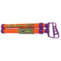 AQUA-ZOOKA -Double Shot Water Bazooka, 18""