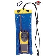 """DRY PAK 5"""" W x 12"""" L VHF Radio Case"""