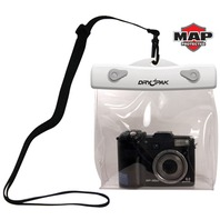 "DRY PAK 6"" x 5 x 2""  Clear Camera Case"