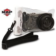 DRY PAK ZOOM LENS CAMERA CASE-4 H x 5.5 W x 7-1/4 D Zoom Lens Case