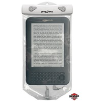 "DRY PAK Tablet case for E-Readers Kindle w/Earphone Jack, 6""W x 10""L"