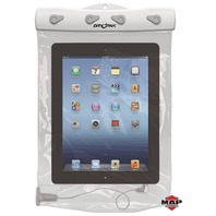 "DRY PAK Tablet case for iPad w/Earphone Jack, 9""W x 12""L"