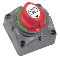 MINI BATTERY SELECTOR SWITCH-Mini Battery Selector Switch