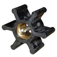 """JOHNSON PUMP REPLACEMENT IMPELLERS, MC97-For F4 Pump, 6 Blade, 2""""OD, .87""""W"""
