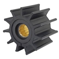 JOHNSON PUMP REPLACEMENT IMPELLERS, NEOPRENE-For F-8 Pump, 11 Blade