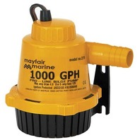 JOHNSON PUMP PRO-LINE BILGE PUMPS-1000 GPH