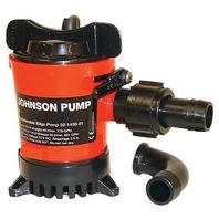 CARTRIDGE BILGE PUMPS WITH DURA-PORT-1000 GPH, Uses Repl. Cartridge 28512