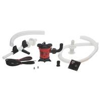 LIVEWELL AERATOR KIT-500 GPH Livewell Aerator Kit