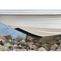 "KEEL GUARD-5""W x 6'L, Black, For Boats 17-18' L"