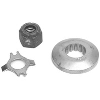11-31990Q02 QUICKSILVER PROP NUT KIT for MERCURY/MARINER/FORCE