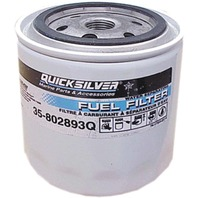 35-802893Q01 WATER SEPARATING FUEL FILTER ONLY, 25 MICRON