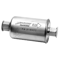 Quicksilver Boost Pump Inline Fuel Filter Only for Mercruiser Engines