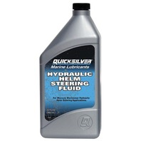 92-858078Q01 QUICKSILVER HYDRAULIC STEERING FLUID-32 oz