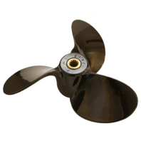 9-1/4 X 12 Pitch Prop Propeller for Evinrude Johnson 14-28 Hp Outboard