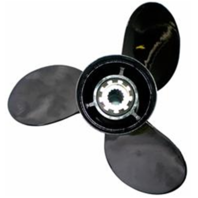 13 3/4 X 15 Pitch Prop for Force 75-150 Hp Outboards 15 Tooth Spline