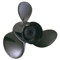 11-3/8 X 12 Pitch Propeller for 35-60 HP Honda Mercury Mariner Yamaha Outboards